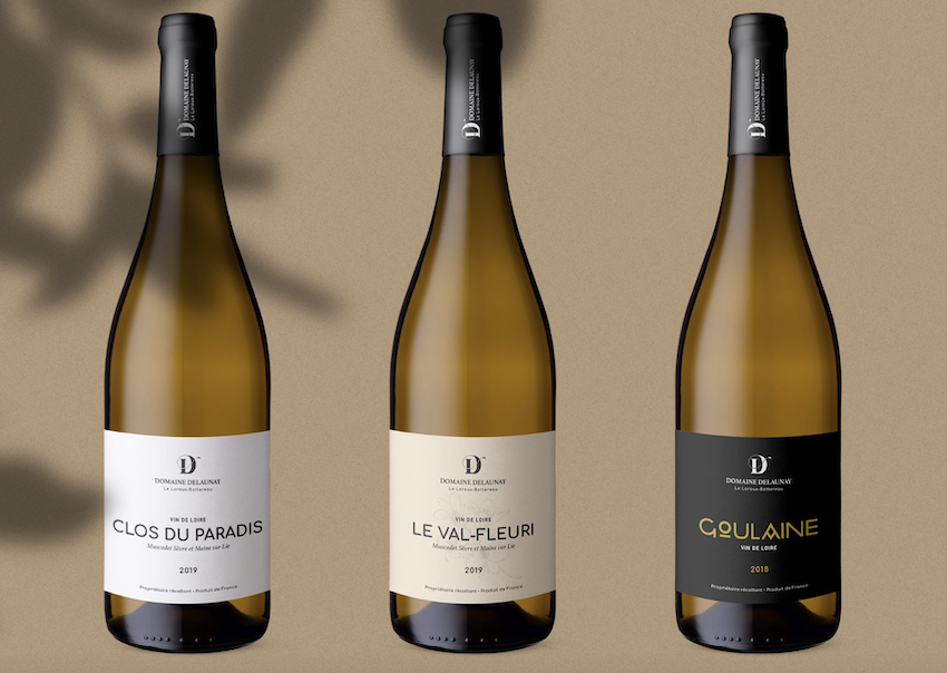 Stratégie marketing, refonte de son identité visuelle & communication digitale pour le Domaine Delaunay